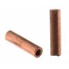 Beadalon Large Crimp Tubes Bare Copper 10mm For 16ga 55pcs
